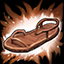 Item Martial Artist Sandals