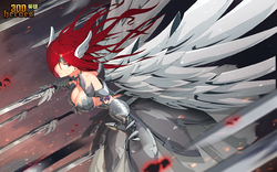 Heaven's Wheel Armor Erza