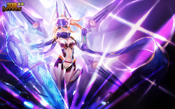 Mysterious Heroine XX