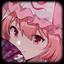 Icon Sumizome no Sakura Yuyuko