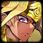 Icon Pharaoh Atem