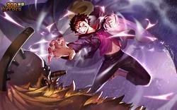 Strong World Luffy