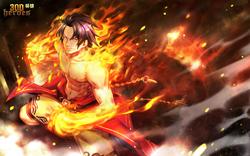 Fire Emperor Ace