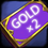 Item Double Gold Card