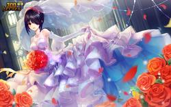 Wedding Dress Kurumi (Censored Version)