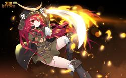 Ancient Warrior Shana