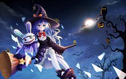 Halloween Witch Yoshino