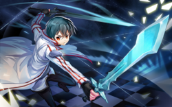 Knights of the Blood Oath (KoB) Kirito