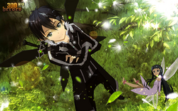 Fairy Dance Kirito
