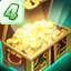 Level 4 Green Gem Chest