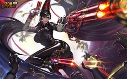 Umbra Witch Bayonetta