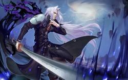 Sephiroth (Old CG)