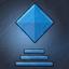 Icon Turret Blue
