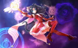 Kaleido Ruby Rin