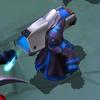 Blue Siege Minion