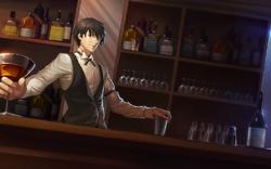 Wine Waiter Hei