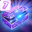 Level 7 Purple Gem Chest