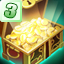 Level 3 Green Gem Chest