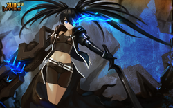 Black Rock Shooter (Censored Version)