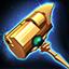 Item Mjolnir Hammer