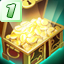 Level 1 Green Gem Chest