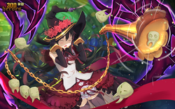 Nutcracker Witch Homura