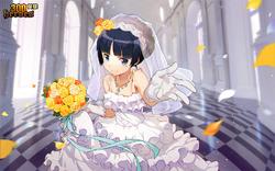 Wedding Dress Kuroneko