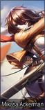Cha073 Mikasa Ackerman