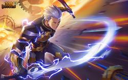 Mythology Mystic Code of Wrought Iron EMIYA