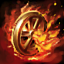 Item Tyrant's Fire Wheel