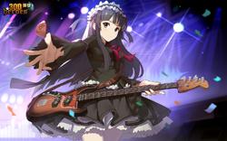 K-On Girl Mio