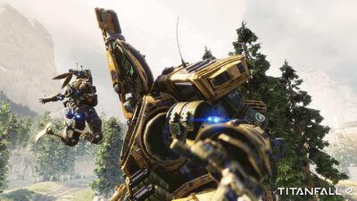 Titanfall 2 Single Player Gameplay Vision