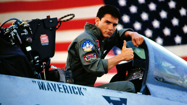 top gun feature