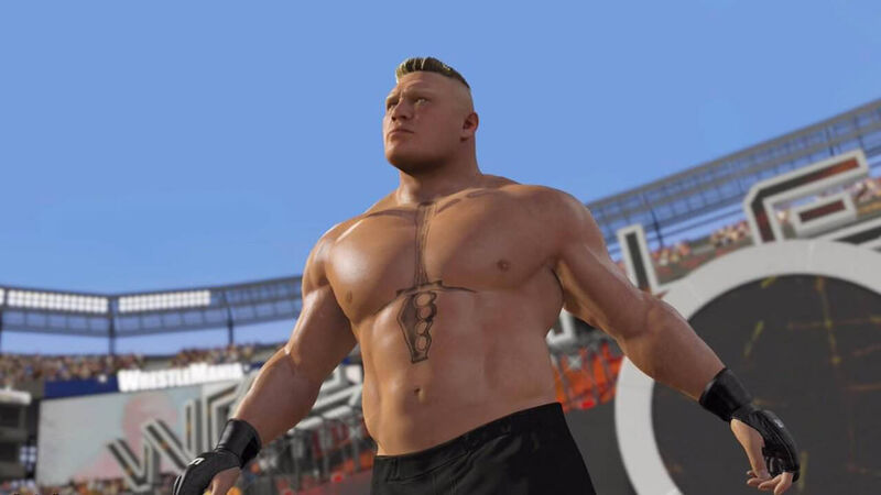 WWE 2K17' Roster: All The Wrestlers in One Place (UPDATED) | FANDOM