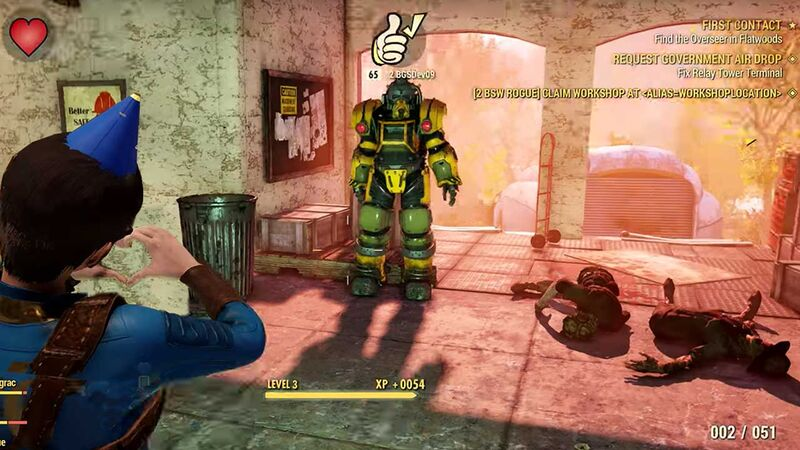 Public Workshops Get the Caps out of Capitalism in 'Fallout