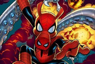 The 5 Weirdest Alternate Spider-Men