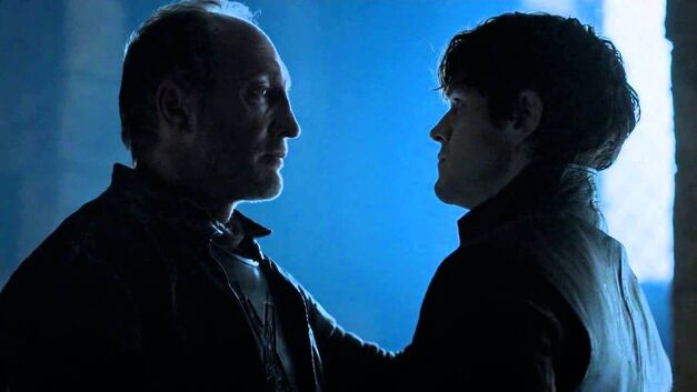 Ramsay Bolton says goodbye to Lord Roose Bolton