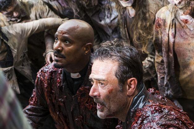 The-Walking-Dead-Negan-Gabriel