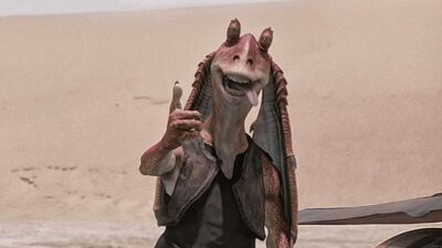 New 'Star Wars' Novel Reveals the Bittersweet Fate of Jar Jar Binks