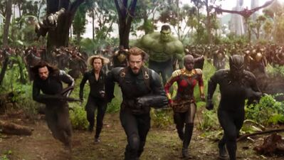Where Everyone Stands Before 'Avengers: Infinity War' (Updated)