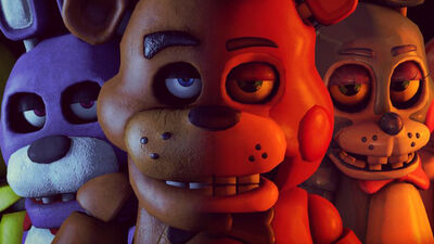 EXCLUSIVE: Producer Explains Why 'Five Nights at Freddy's' Movie Will Work
