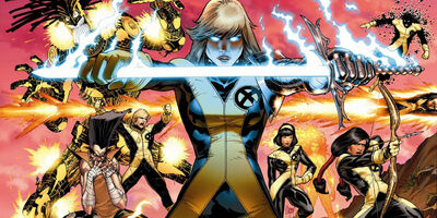 X-Men Spin-Off 'New Mutants' Will be a Horror Movie