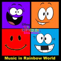 Music in Rainbow World