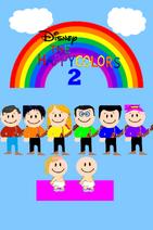 The Happy Colors 2 Movie