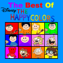 The Best of the Happy Colors