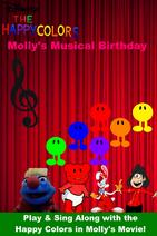 Molly's Musical Birthday Movie