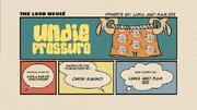 Undie Pressure (Re-Written) Title Card