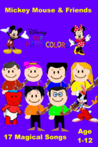 Mickey Mouse & Friends (Video)