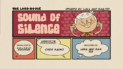 Sound of Silence (Re-Written) Title Card