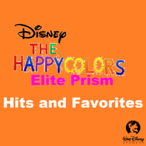 The Happy Colors Elite Prism Hits and Favorites